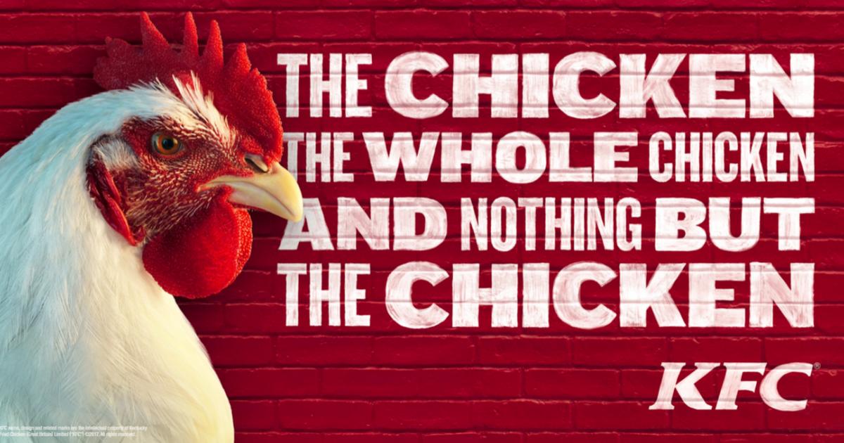 Первая кампания Mother с курицей для KFC получила более 300 жалоб.