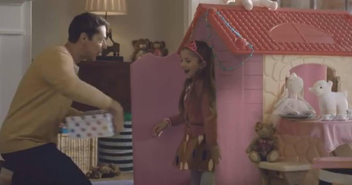 LG рассказали трогательную историю отца и дочери в рекламе холодильников.