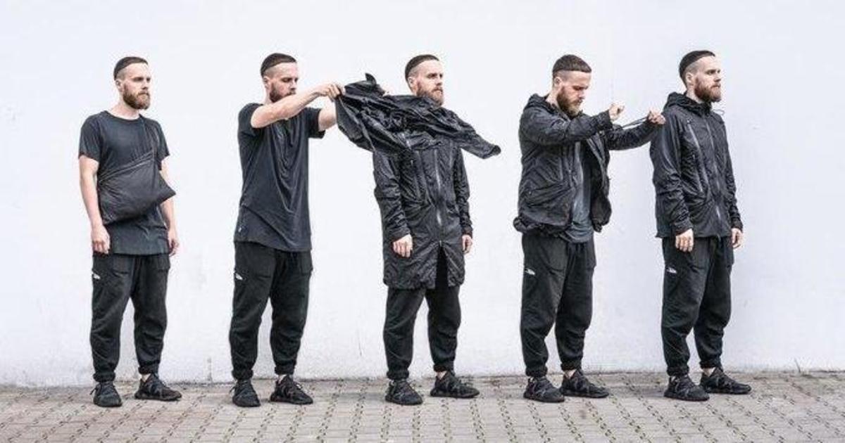 Украинский бренд одежды выходит на Kickstarter с курткой-трансформером.