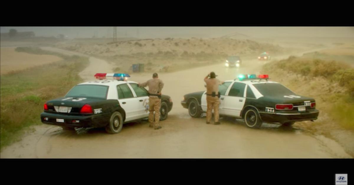 Hyundai отдал дань голливудским блокбастерам в динамичном ролике для Tucson