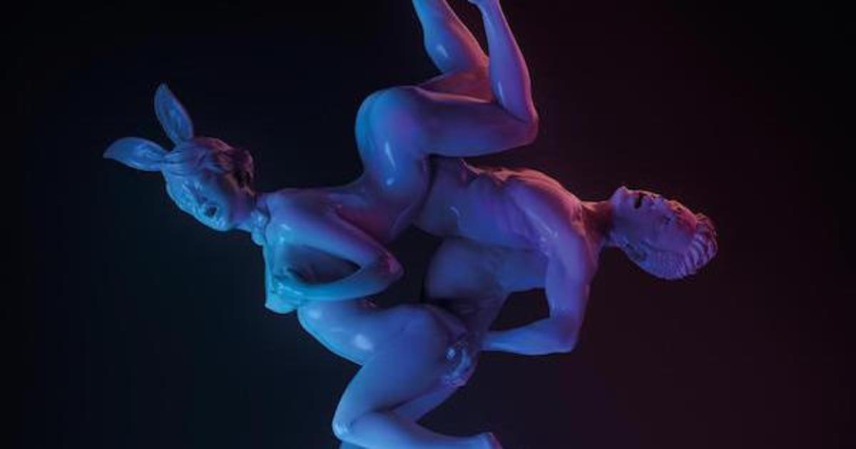 Playboy призывает поиграть в спальне в рекламе презервативов.