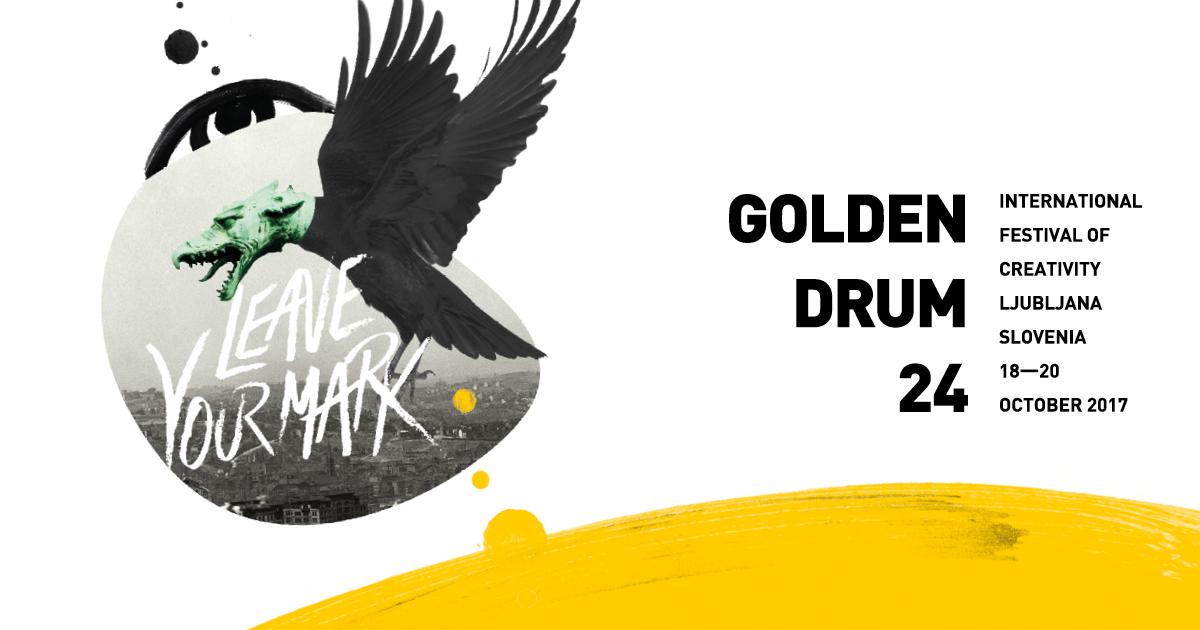 Golden Drum 2017 объявил о дедлайне подачи работ.