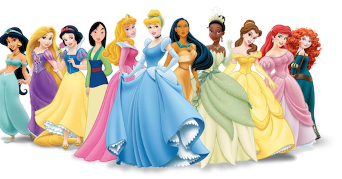 Новая кампания Disney развенчивает устаревший миф о принцессах.