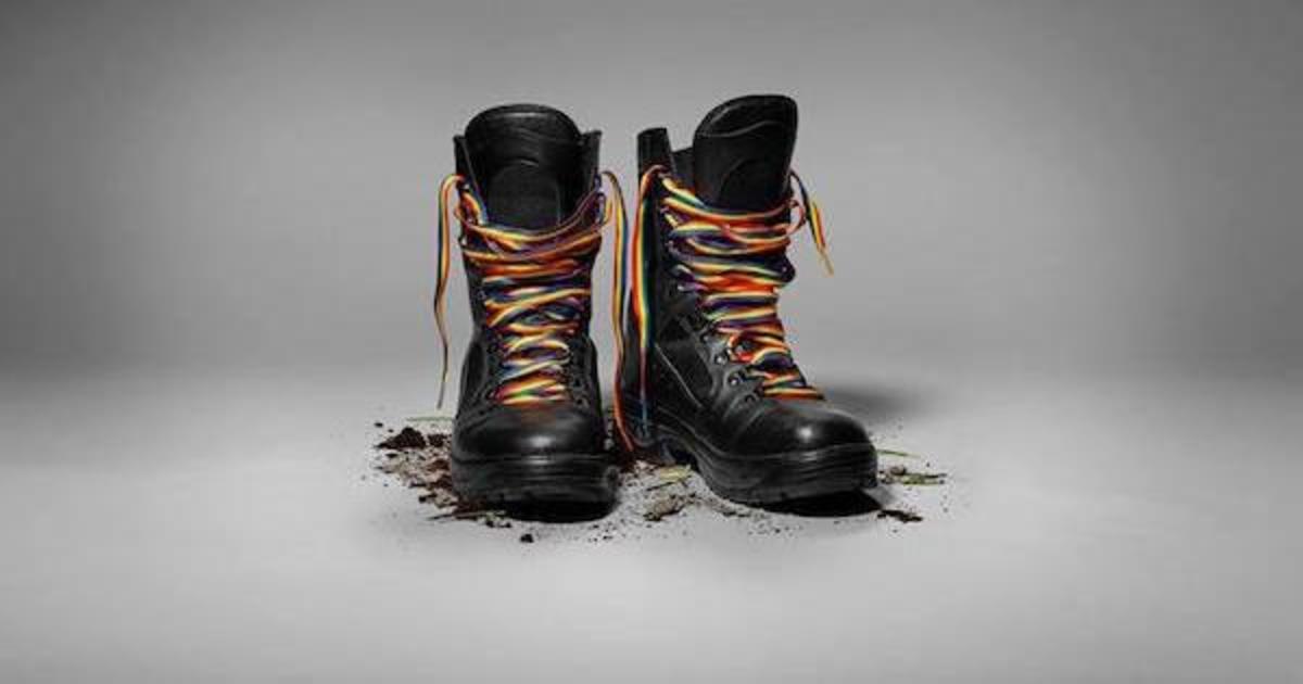 Простая и сильная реклама Вооружённых сил Швеции поддержала ЛГБТ.