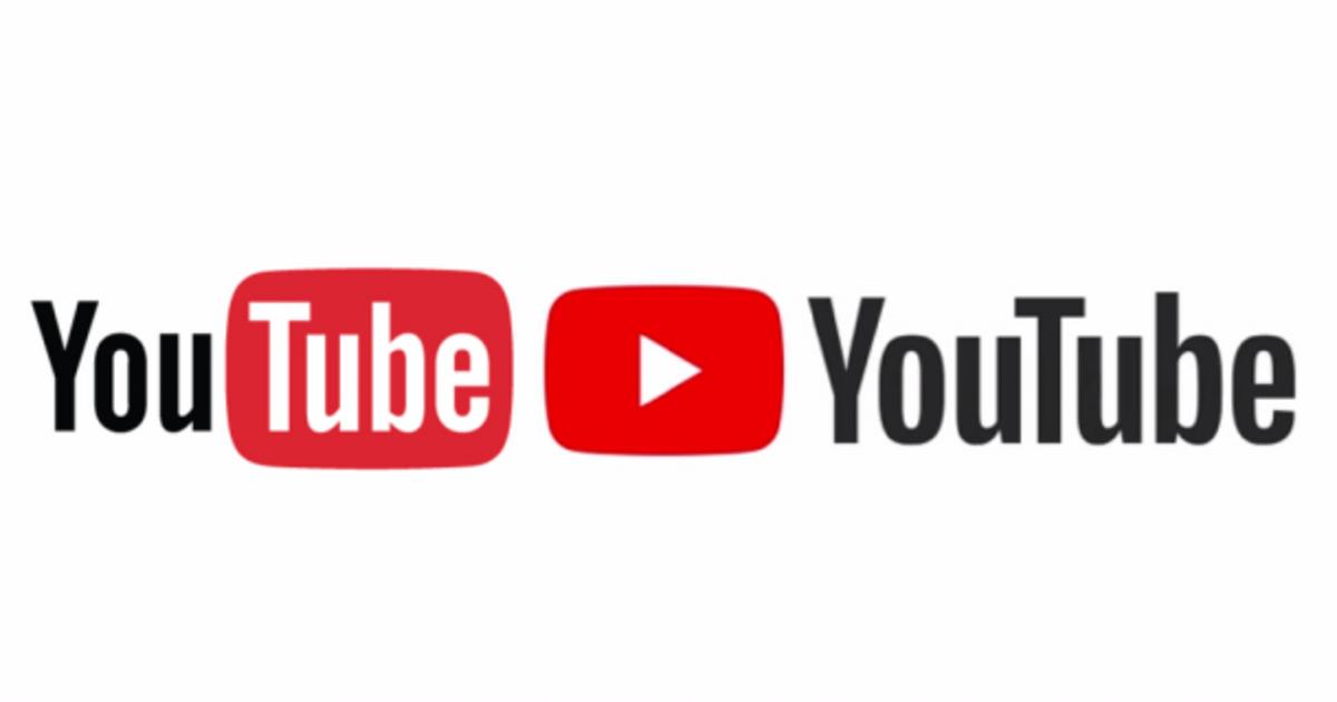 YouTube представил новое лого и дизайн.