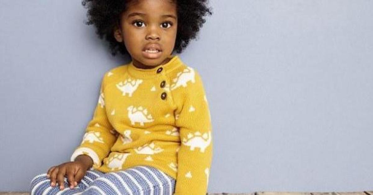Британский ритейлер запустил гендерно нейтральную одежду для детей.