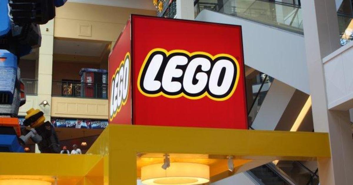 Lego сокращает 8% сотрудников на фоне падения продаж и доходов.