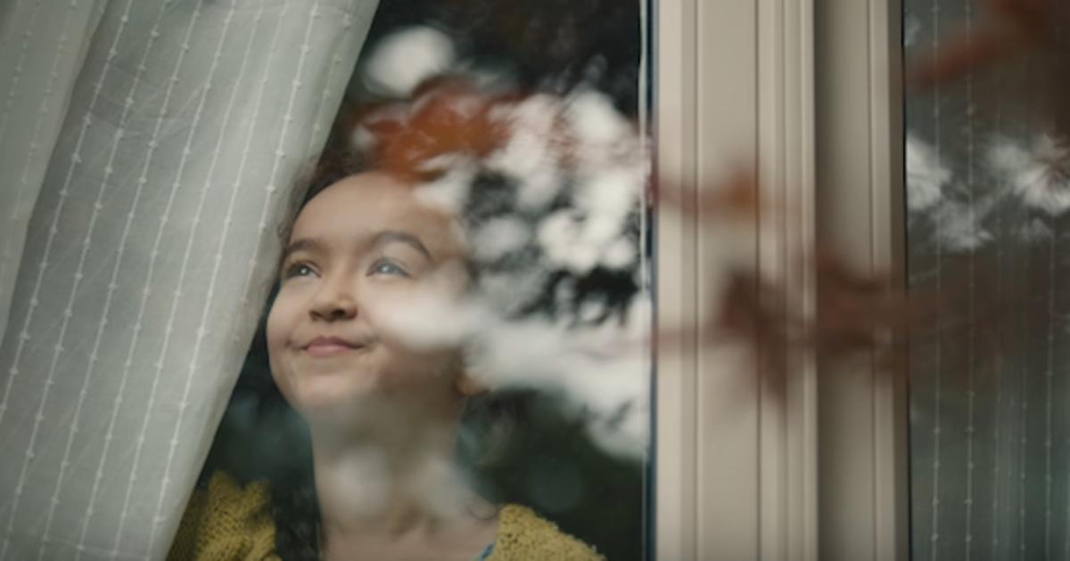 IKEA показала свой «прекрасный мир» глазами ребенка.