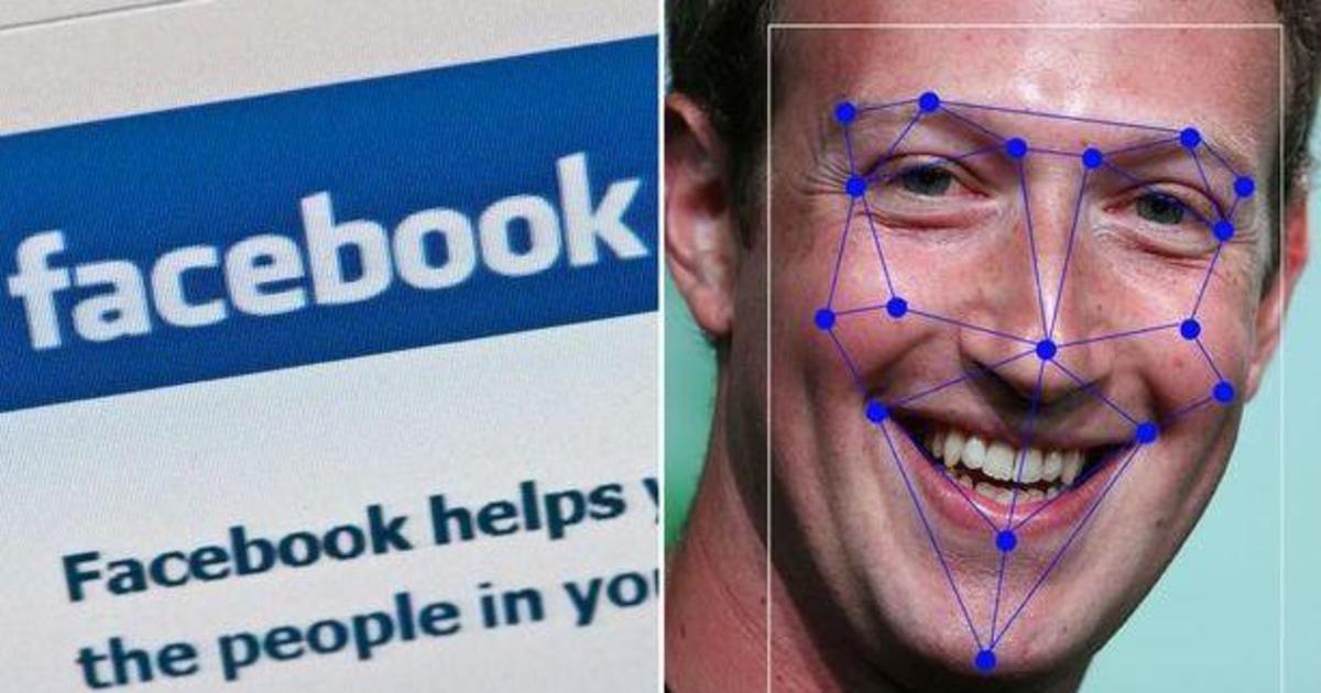 Facebook тестирует технологию распознания лица.