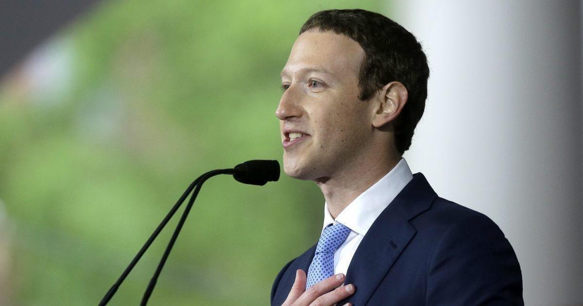 Facebook разместил печатную рекламу в защиту президентских выборов.