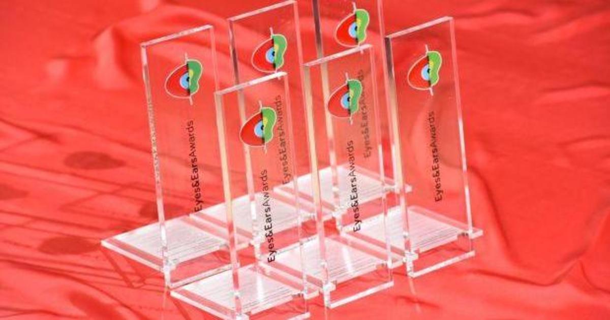 Украинские победители европейской премии в области промо и дизайна.