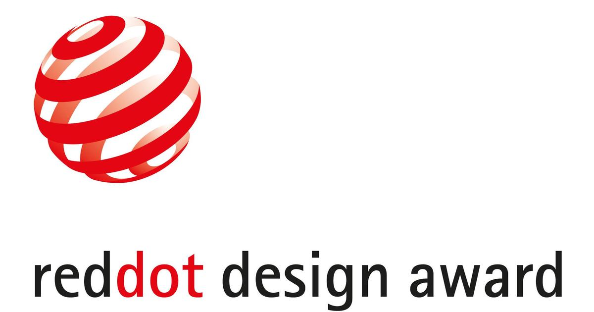 В Украине первое гран-при Red Dot Design Award.