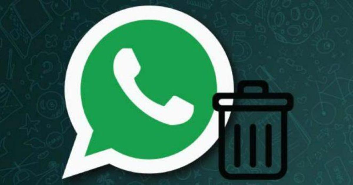 WhatsApp позволил удалять отправленные сообщения.