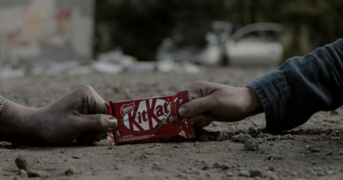 Kitkat освободил от хоррор-клише в кампании для Хэллоуина.