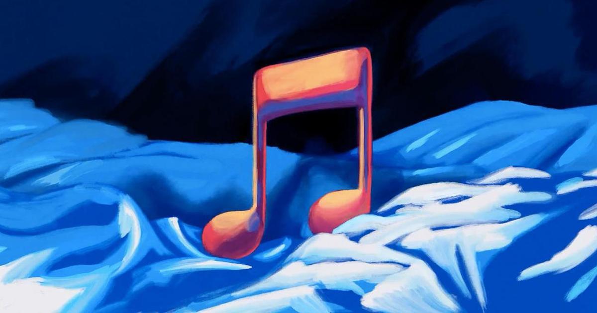 Apple представила новую красивую айдентику Apple Music.