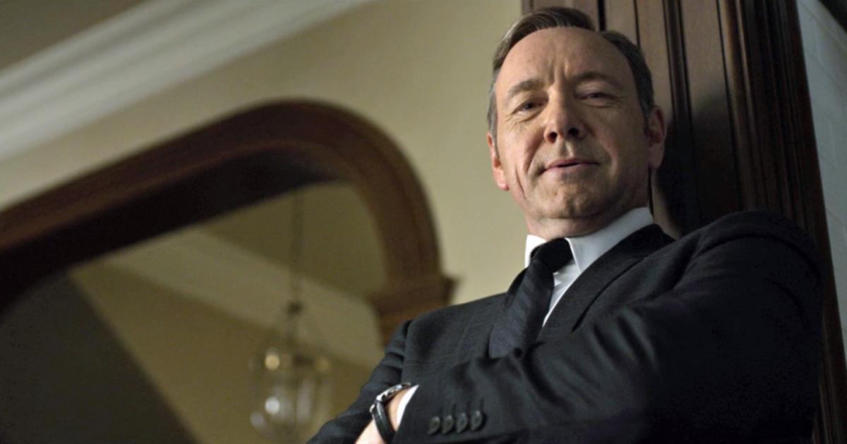 Netflix прекратила сотрудничество с Кевином Спейси.
