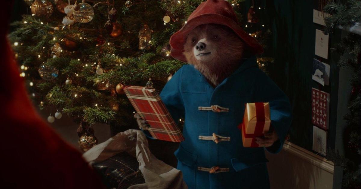 Паддингтон спас Рождество в праздничной кампании M&S.