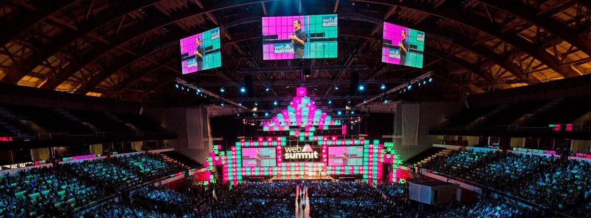 Web Summit.Day#1: это не про бизнес, это про человеческие отношения
