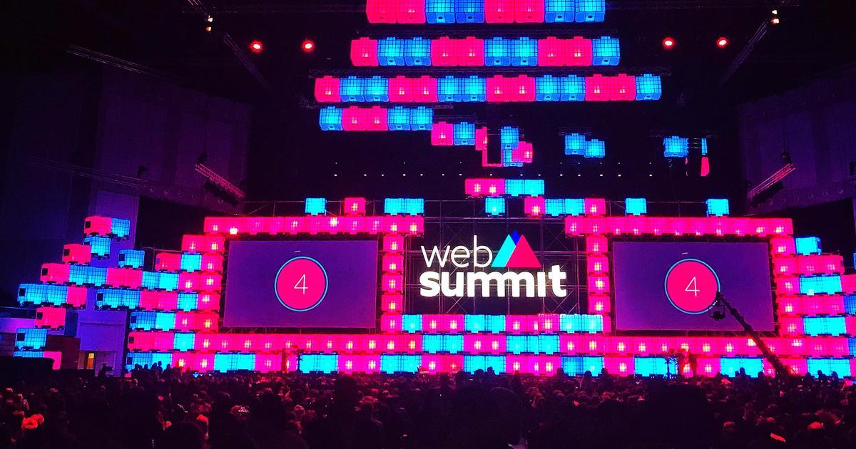 Web Summit: VR&AR, Digital Revolution и как делать хорошее ТВ