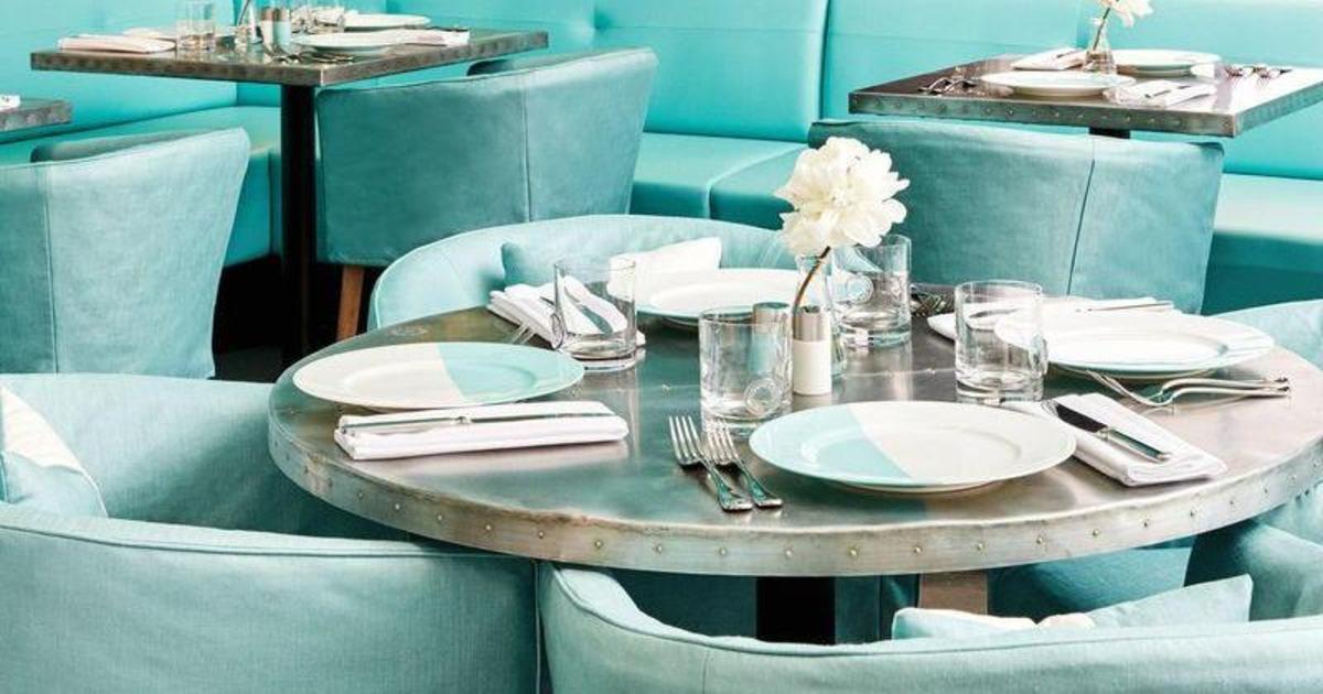 Tiffany & Co. открывают Insta-кафе.