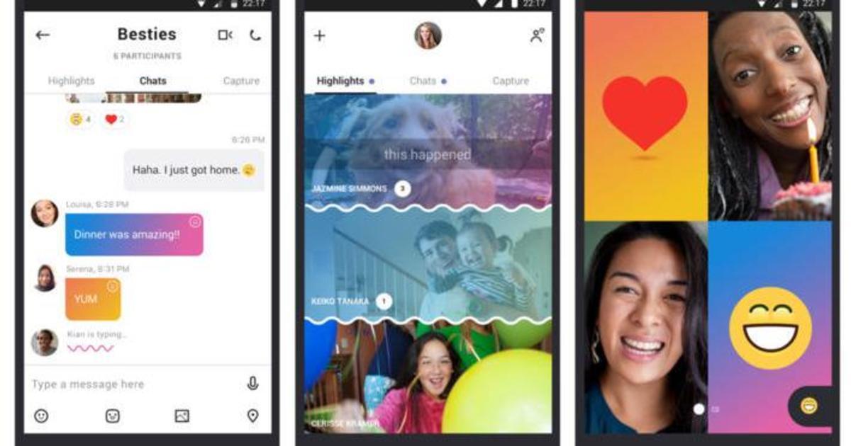 Мобильное приложение Skype обзавелось стикерами и надписями на фото.