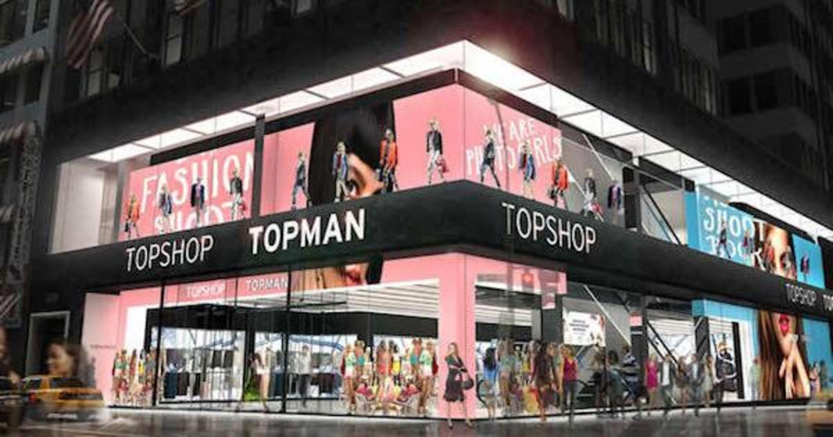 Гендерно-нейтральные примерочные Topshop вызвали негативную реакцию в сети.