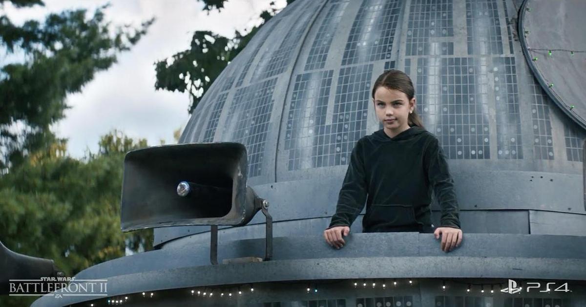 Вражда «Звездных войн» достигает новых высот в рекламе PlayStation.