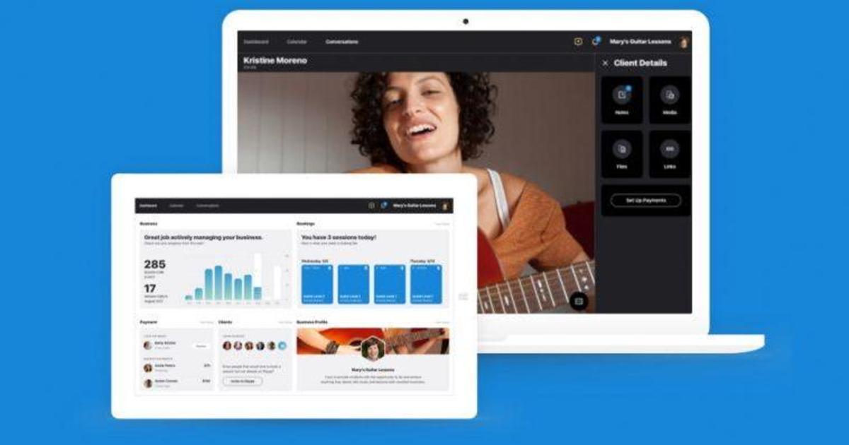 Microsoft создает новую версию Skype для фрилансеров.