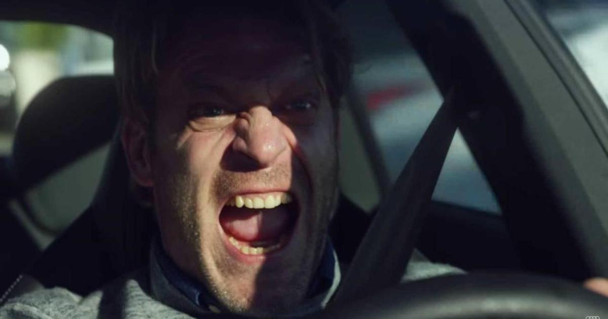 Для Audi создали очень смешной ролик на Рождество.