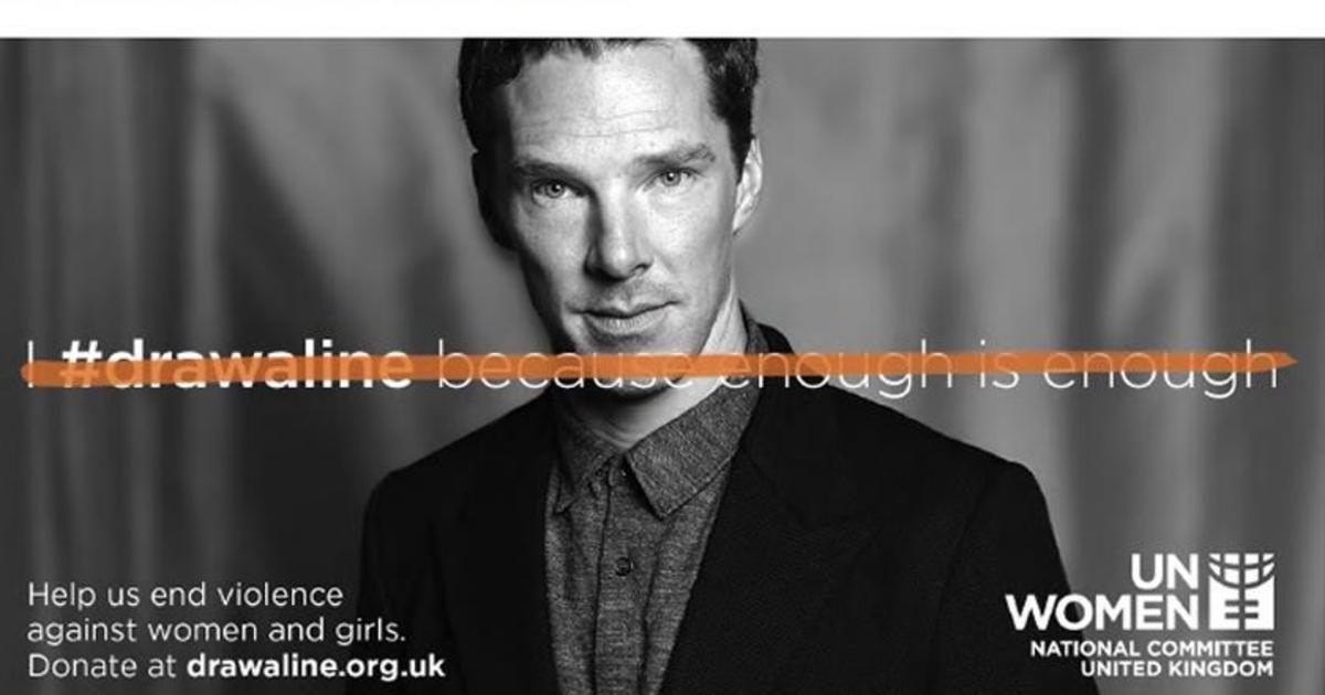 В Британии запустили кампанию против жестокого обращения с женщинами.