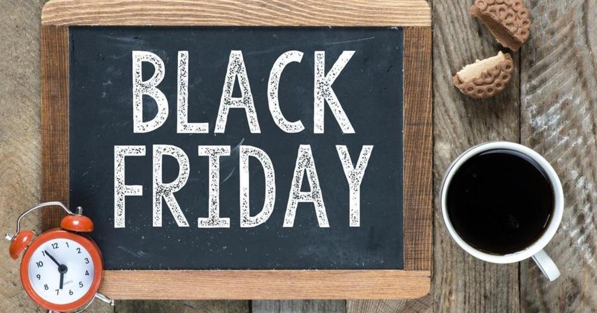 «Чорна п'ятниця» збільшила продажі на 80% на ринку техніки та електроніки.