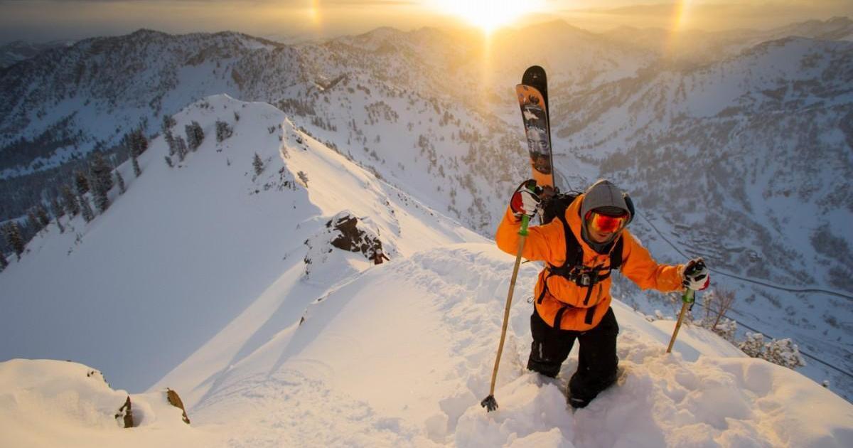 Лыжник запустил кампанию на Kickstarter, чтобы создать ролик для Super Bowl