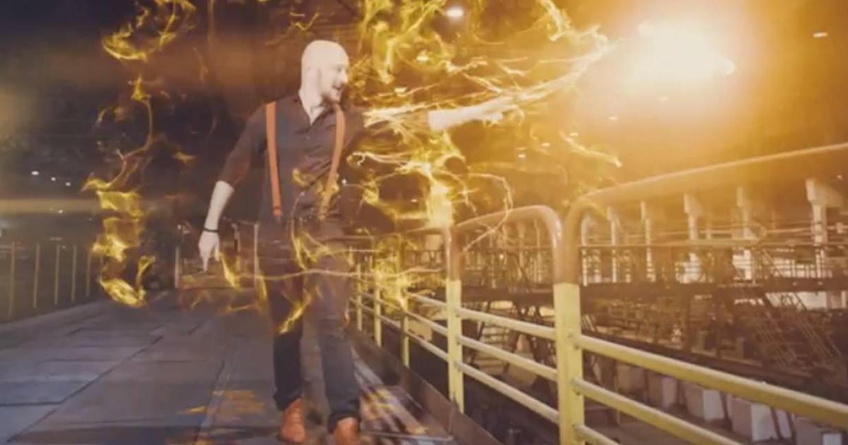 На заводах ИНТЕРПАЙП молодая украинская рок-группа сняла новогодний клип.