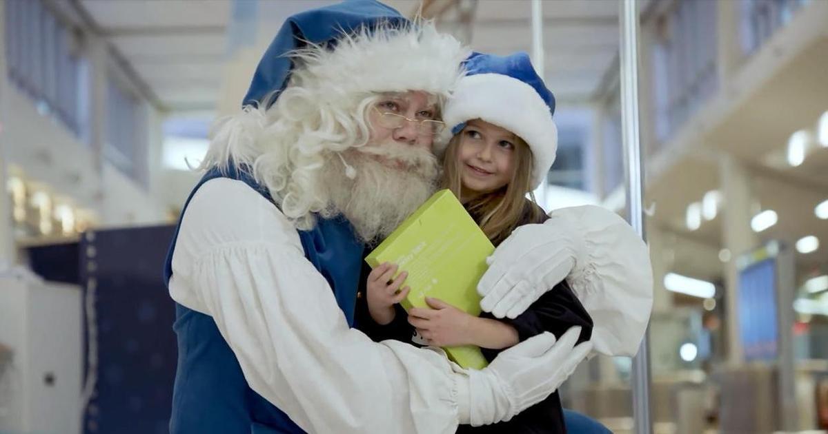 WestJet превратил рождественские желания детей в маркетинг-кампанию.