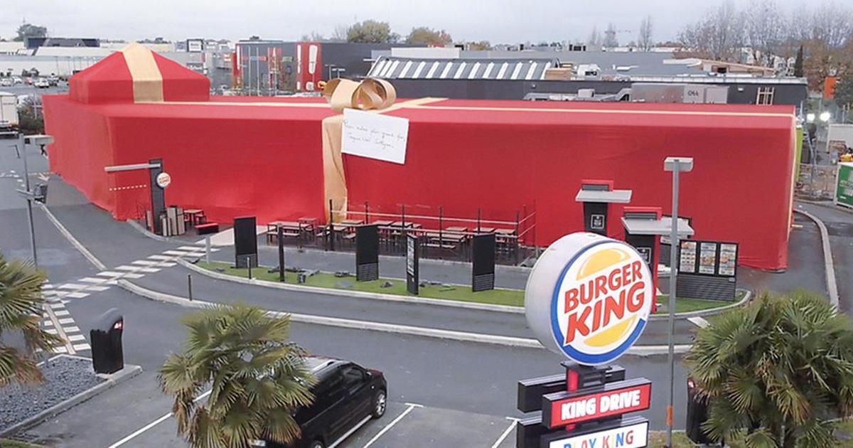 Burger King подарил топ-фанату бренда в Facebook собственный ресторан.