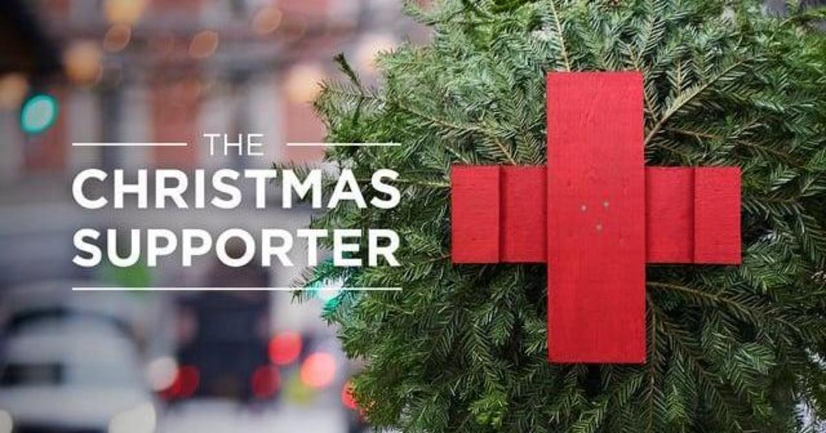 Датский Красный Крест «поддержал» Рождество для тех, кто в нужде.