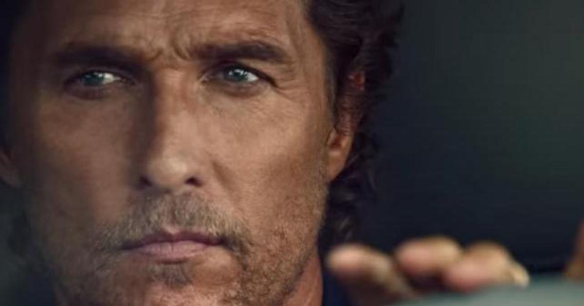 Lincoln выпустил очередной замысловатый ролик с Мэттью Макконехи.