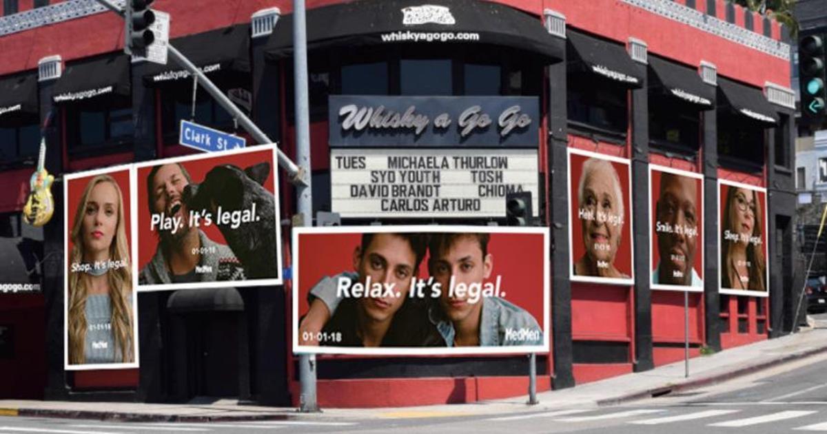 Бренд марихуаны MedMen отметил лигалайз в новой ООН-кампании.