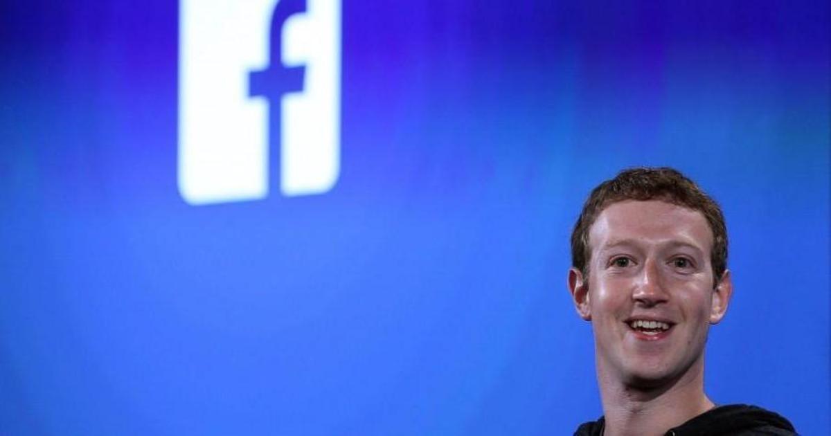 Цукерберг займется изучением криптовалюты в 2018 году.