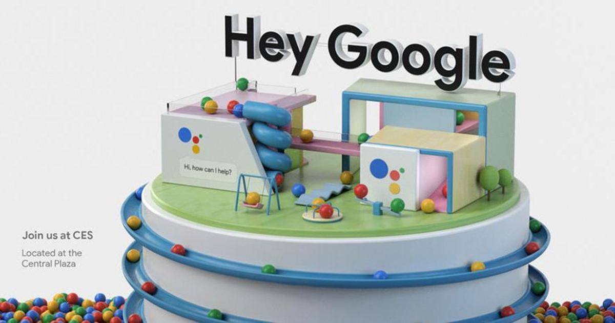 Google захватил Лас-Вегас в преддверии CES 2018.