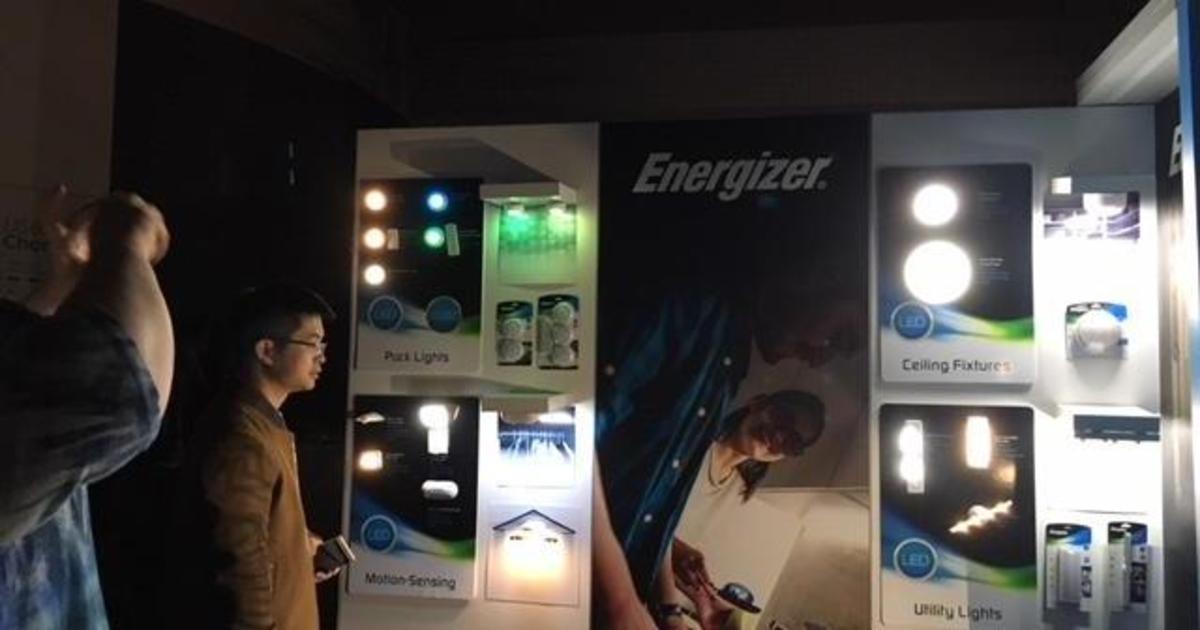 Как Energizer прорекламировал себя во время блэкаута на CES 2018.