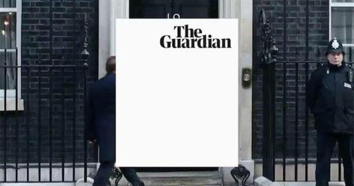 The Guardian перешла на формат таблоида и представила новый брендинг.