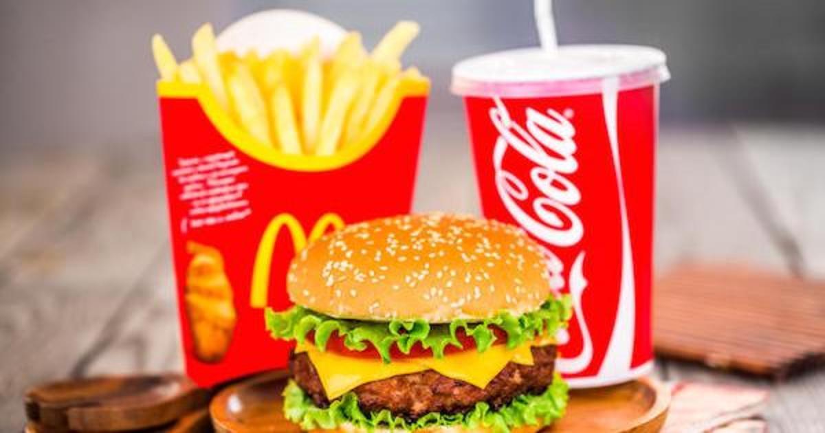 McDonald's неудачно предложил купить бургер вместо похода в музей.
