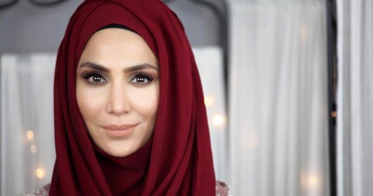 Модель в хиджабе снялась в рекламе средств по уходу за волосами L'Oreal.