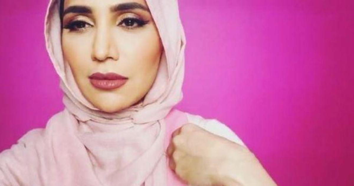Модель в хиджабе покинула кампанию L'Oreal.