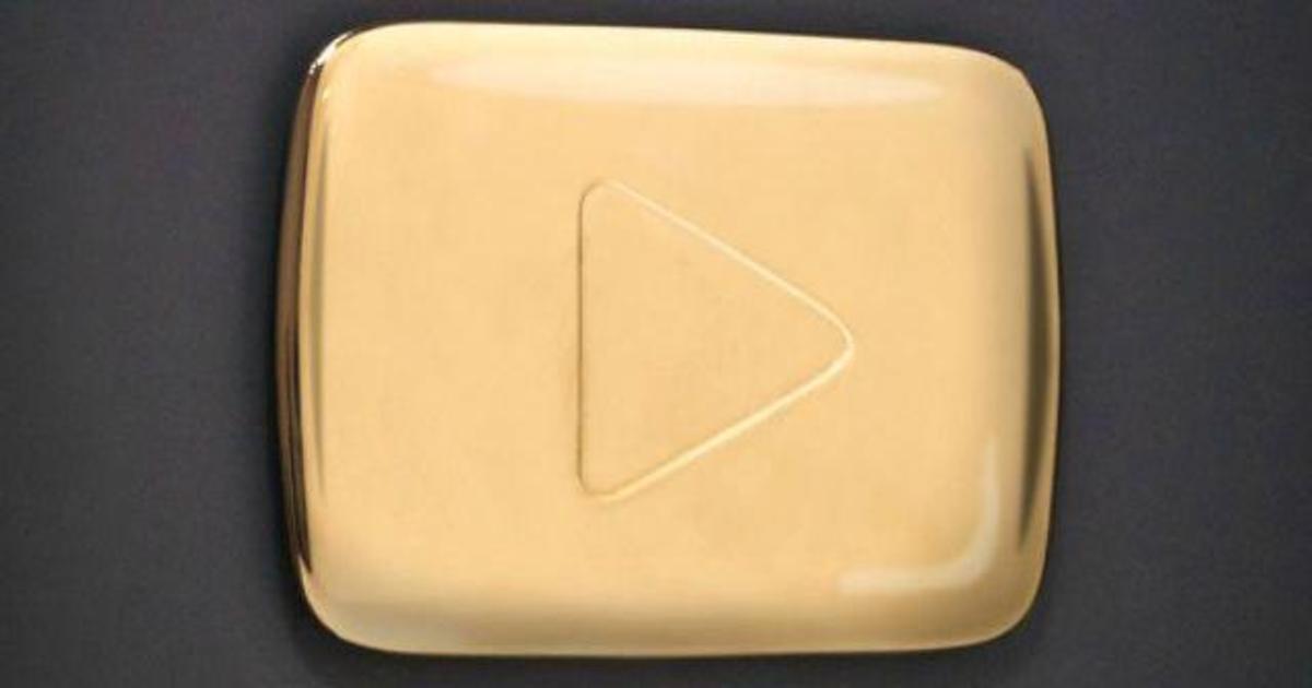 Первым среди ТВ-каналов «Золотую кнопку» от YouTube получил Новый канал.