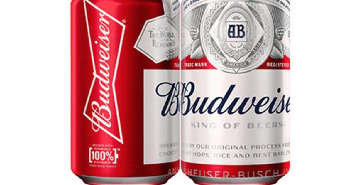 Budweiser добавила новый элемент в лого в поддержку возобновляемой энергии.