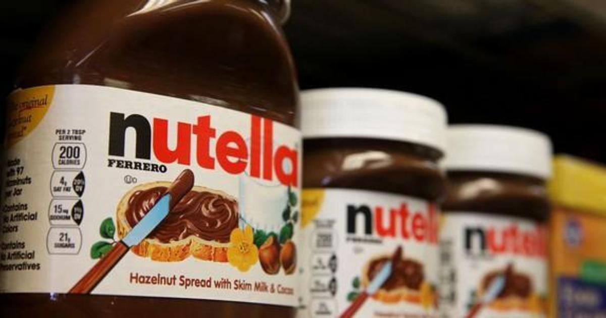 Во французских супермаркетах возникли «беспорядки» из-за Nutella.