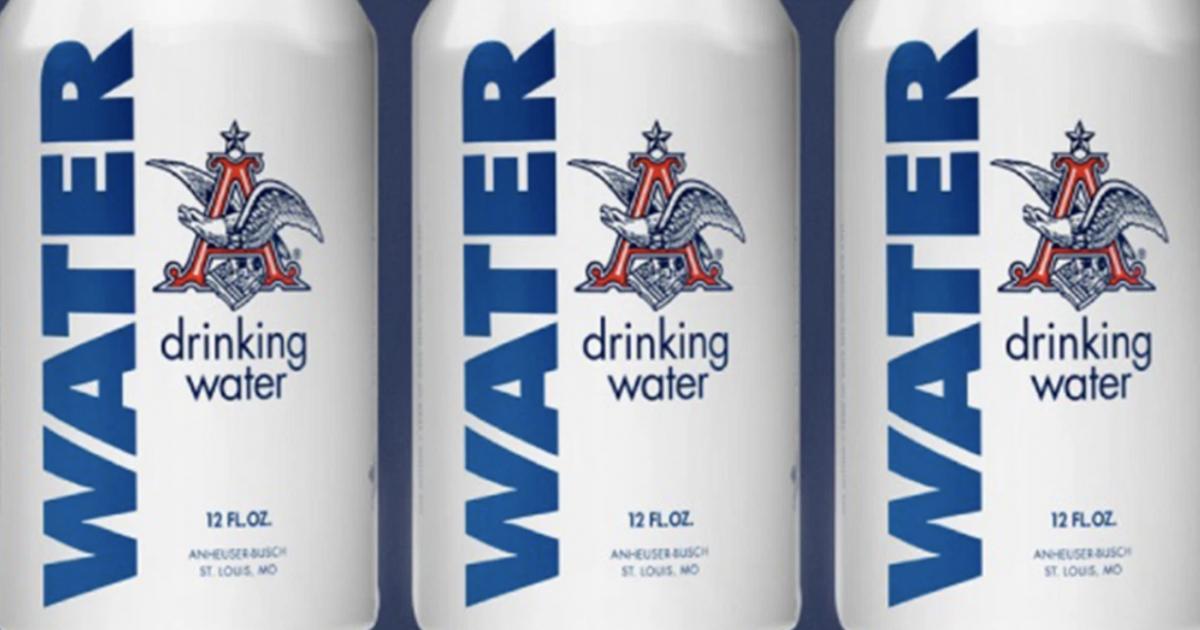 Budweiser перешел на воду в ролике для Super Bowl.