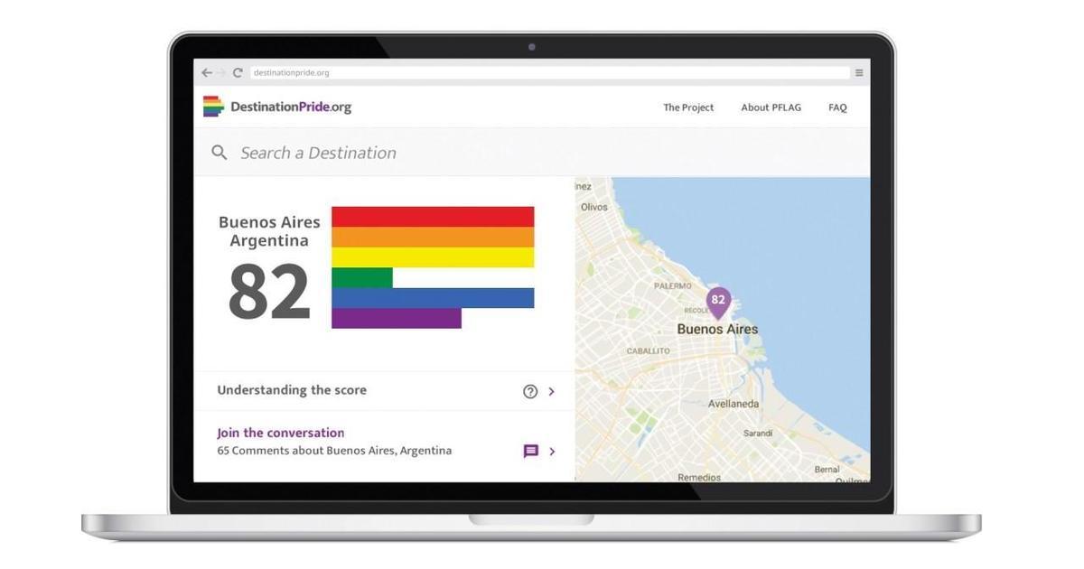 Кампания Pflag Canada помогает ЛГБТ-сообществу безопасно путешествовать.
